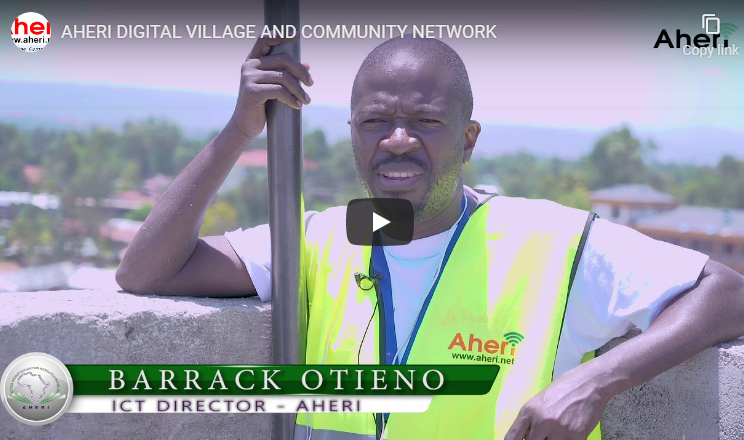 AHERI DIGITAL VILLAGE AND COMMUNITY NETWORK